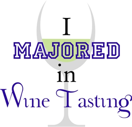 i majored in wine tasting