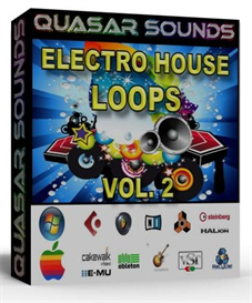 electro house loops vol 2  - wave loop