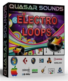 Electro Loops  -  24 Bit Wav Loops | Music | Soundbanks