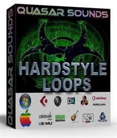 hardstyle loops 150 bpm  - 24 bit wav loops