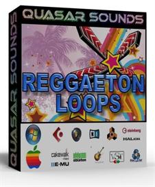 reggaeton  dembow  loops   -  24 bit wav loops