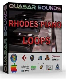 rhodes piano loops   -  24 bit wav loops