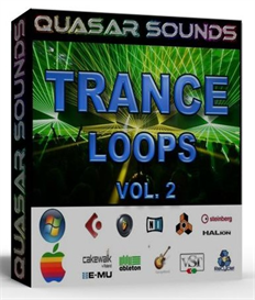 trance loops vol. 2  140 bpm  -  24 bit wav loops