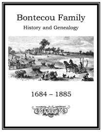 Bontecou Family History and Genealogy | eBooks | History