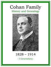 Cohan Family History and Genealogy | eBooks | History
