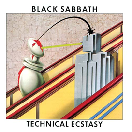 BLACK SABBATH Technical Ecstasy (1976) (WARNER BROS. RECORDS) (8 TRACKS) 320 Kbps MP3 ALBUM | Music | Rock