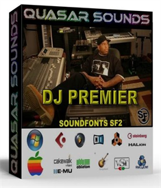dj premier kit - drums - instruments   kontakt reason logic