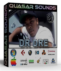 Dr Dre Kit - Drums - Instruments  - Kontakt Logic Reason | Music | Soundbanks