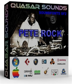 pete rock kit - drums  instruments - kontakt logic reason