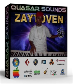 zaytoven samples - drums  - instruments -  kontakt logic