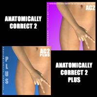 Anatomically Correct 2 BUNDLE | Software | Design