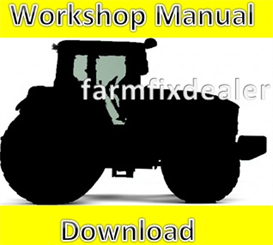 New Holland 8870 8970 Ford Tractor Service Repair Manual | eBooks | Technical
