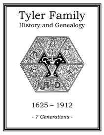 tyler family history and genealogy