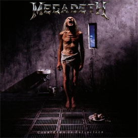 MEGADETH Countdown To Extinction (1992) (CAPITOL RECORDS