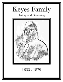 keyes family history and genealogy