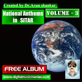 national anthem - volume - 3