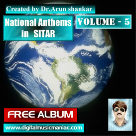 national anthem - volume - 5