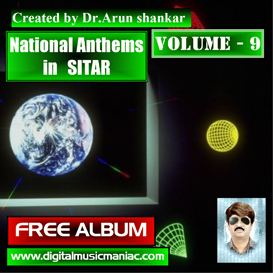 national anthem - volume - 9