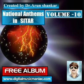 national anthem - volume - 10