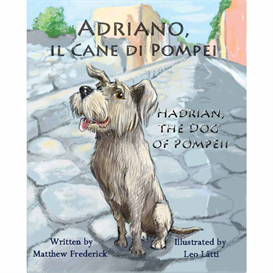 adriano, il cane di pompei - hadrian, the dog of pompeii