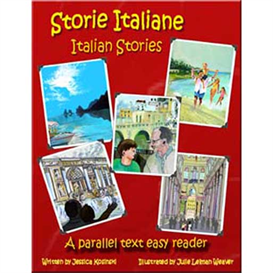 Storie Italiane - Italian Stories: A parallel text easy reader | eBooks | Children's eBooks