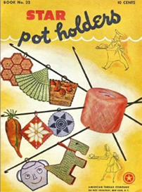 pot holders book 32 - crochet pattern ebook