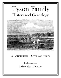 Tyson Family History and Genealogy | eBooks | History