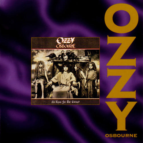 First Additional product image for - OZZY OSBOURNE No Rest For The Wicked (1995) (RMST) (EPIC RECORDS) 320 Kbps MP3 ALBUM