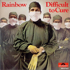 RAINBOW Difficult To Cure (1981) (POLYDOR RECORDS) (9 TRACKS) 320 Kbps MP3 ALBUM | Music | Rock