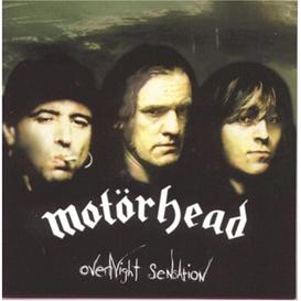 MOTORHEAD Overnight Sensation (1996) (CMC INTERNATIONAL RECORDS) (11 TRACKS) 320 Kbps MP3 ALBUM | Music | Rock