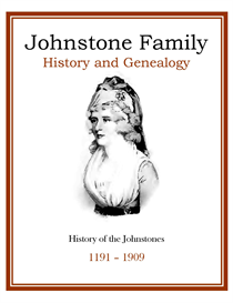 johnstone family history and genealogy