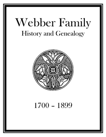 webber family history and genealogy