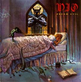 dio dream evil (1987) (warner bros. records) (9 tracks) 320 kbps mp3 album