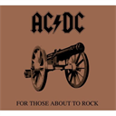 AC DC For Those About To Rock (We Salute You) (1994) (RMST) (ATCO RECORDS) (10 TRACKS) 320 Kbps MP3 ALBUM | Music | Rock
