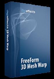 DE 3D Mesh Warp AE V1.62 Mac | Software | Add-Ons and Plug-ins