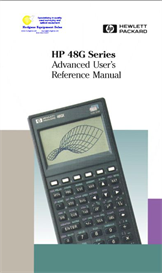 hp 48g series advanced user's reference manual