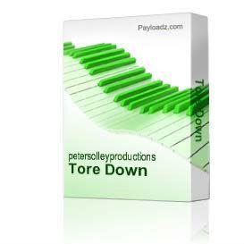 Tore Down | Music | Backing tracks