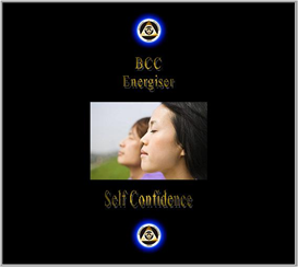 bcc energiser- self confidence