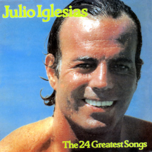 First Additional product image for - JULIO IGLESIAS The 24 Greatest Songs (1978) (CBS RECORDS) (24 TRACKS) 320 Kbps MP3 ALBUM