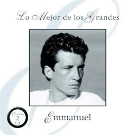 emmanuel lo mejor de los grandes (2000) (bmg u.s. latin) (30 tracks) 320 kbps mp3 album