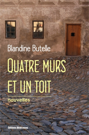 Quatre murs et un toit par Blandine Butelle | eBooks | Fiction