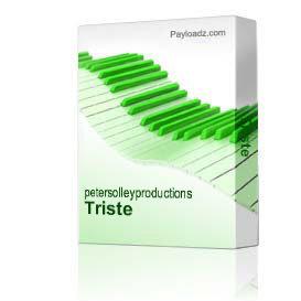 Triste | Music | Backing tracks