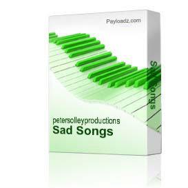 Sad Songs | Music | Backing tracks