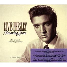 ELVIS PRESLEY Amazing Grace: His Greatest Sacred Performances (1994) (RCA RECORDS) (55 TRACKS) 320 Kbps MP3 ALBUM | Music | Gospel and Spiritual
