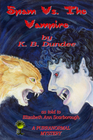 Spam Vs. the Vampire by K. B. Dundee   eBooks   Fiction