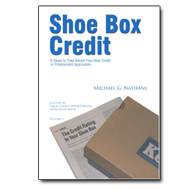 shoe box credit - 3 steps to take before your next credit  or employment application
