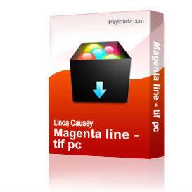 magenta line - tif pc