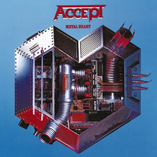 First Additional product image for - ACCEPT Metal Heart (1985) (SONY) (10 TRACKS) 192 Kbps MP3 ALBUM
