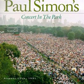PAUL SIMON Concert In The Park (1991) (WARNER BROS. RECORDS) (23 TRACKS) 320 Kbps MP3 ALBUM | Music | Popular
