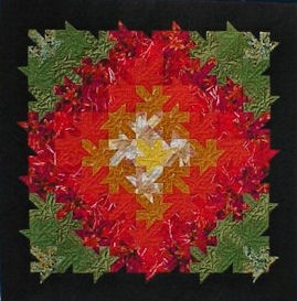 autumn splendor paper pieced (fpp) pattern